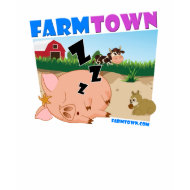 farm town t-shirt