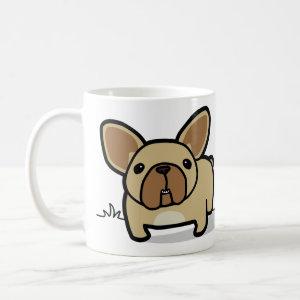 Fawn Frenchie Mug