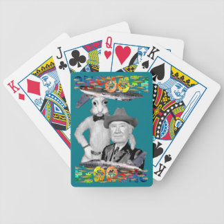 Fennatic Gambler and Treasure Hunter's Special Bicycle Playing Cards
