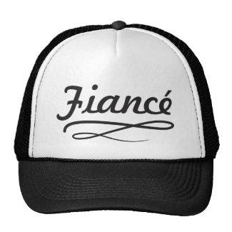 Fiance Mesh Hat