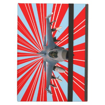 Fighter Jet Case For iPad Air