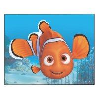 Finding Dory Nemo Wood Wall Art | Zazzle