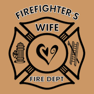 Firefighter's Wife Maltese Logo t-shirts, sweats, jewelry and home decor with exclusive