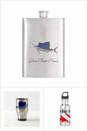 Fishing Drinkware