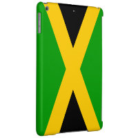 Flag of Jamaica iPad Air Cover