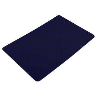 Royal Blue Floor Mats  Zazzle