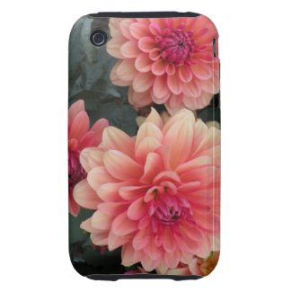 "Floral Case-Mate Toughâ""¢ iPhone 3/3GS Case casematecase"