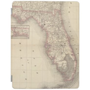 Florida 10 iPad smart cover