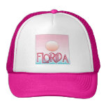 Florida Airbrush Sunset hats
