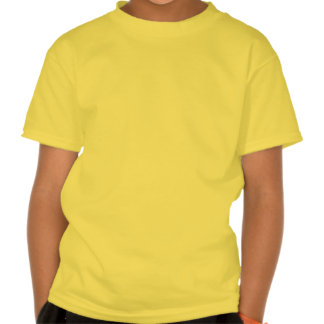 FLORIDA Orange Text T-shirt