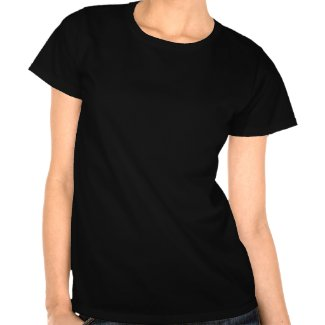 FLYWOMAN women's T Shirt black