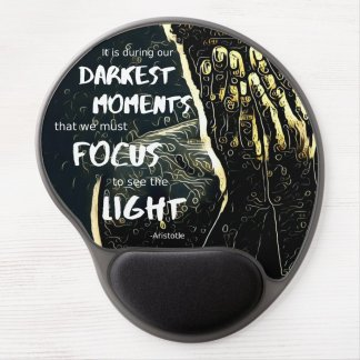 See the Light Mouse Pad