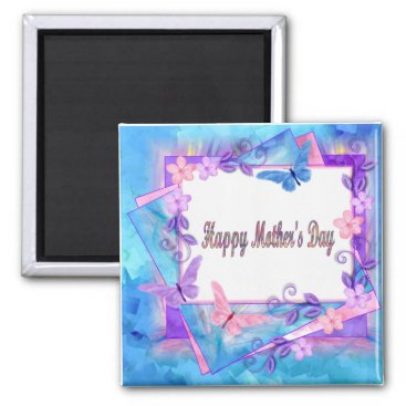 forever butterflies-Happy Mother's Day Magnet