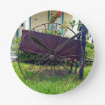 Fort Meade Historical Society Round Clocks