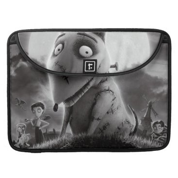 Frankenweenie Movie Poster Sleeve For MacBook Pro