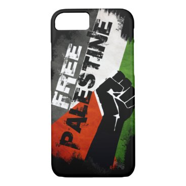 Free Palestine iPhone 7 case G Case