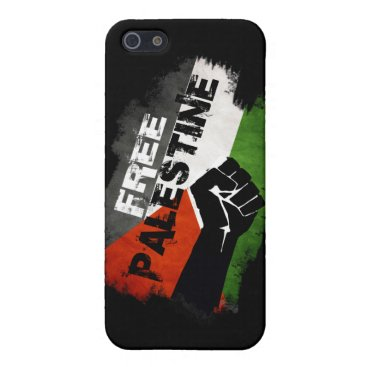 Free Palestine Cover For iPhone SE/5/5s
