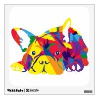 French Bulldog Walldecal Wall Sticker | Zazzle