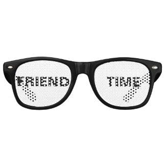 Friend Time Retro Sunglasses