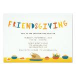Friendsgiving Party Invitation