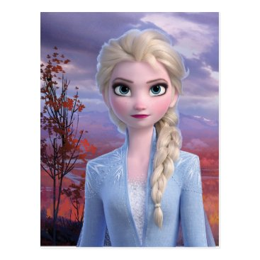 Frozen 2 | Elsa - Lead with Courage Postcard