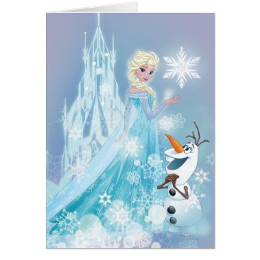 Frozen   Elsa and Olaf - Icy Glow