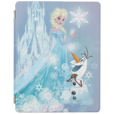 Frozen | Elsa and Olaf - Icy Glow iPad Smart Cover