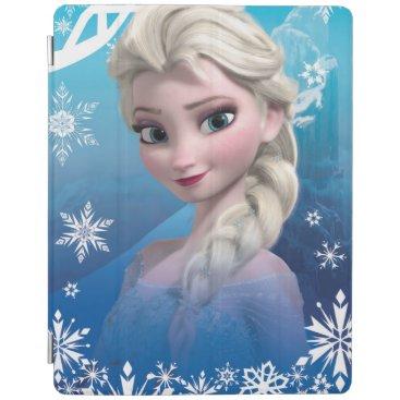 Frozen   Elsa Over the Shoulder Smirk iPad Smart Cover
