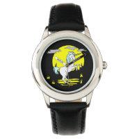 Full Moon Unicorn Wristwatch