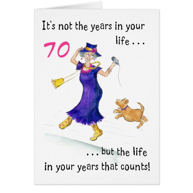 Save Date Cards 70th Birthday