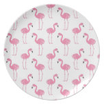 Fun Flamingo Plate