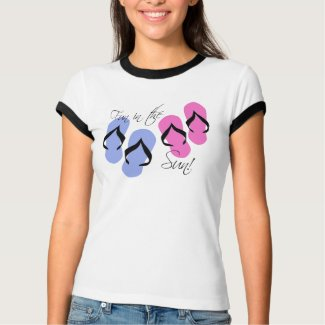 FUN in the SUN by SHARON SHARPE shirt