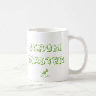 Fun Scrum Master Mug