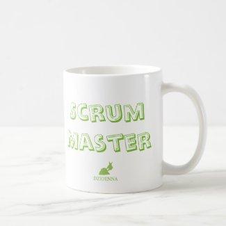 Fun Scrum Master Mug