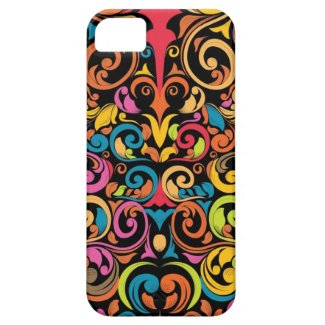 funky seamless pattern iPhone 5 covers