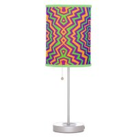 Funky Table & Pendant Lamps