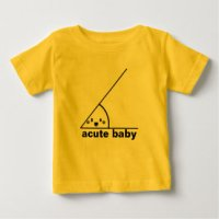 Funny Baby Clothes, Funny Baby T-Shirts, Infant Apparel