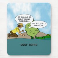 Funny Mouse Pads | just b.CAUSE