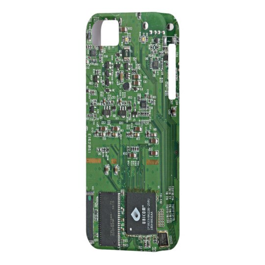 Circuit Board Iphone 5 Cover Zazzle