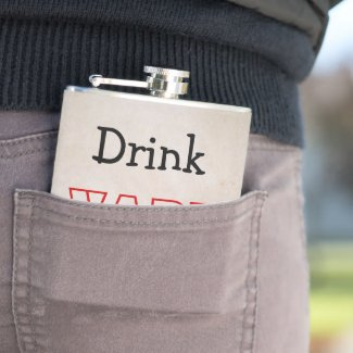Funny Drink Vape Repeat Flasks