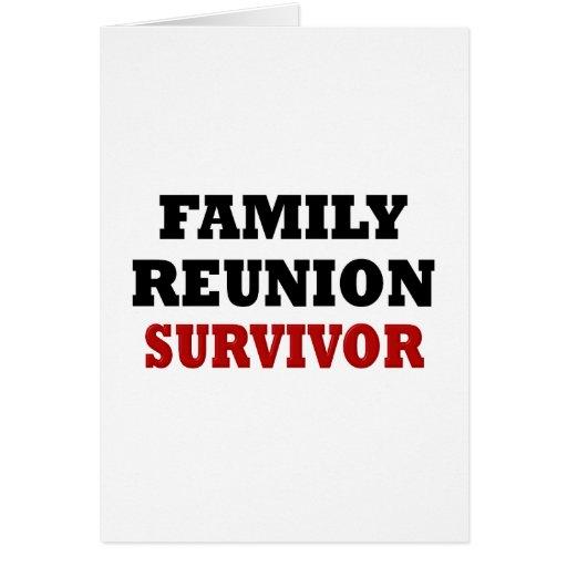 Funny Family Reunion Cards, Funny Family Reunion Card