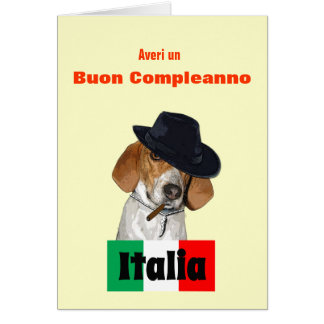 Italian Theme Greeting Cards Zazzle