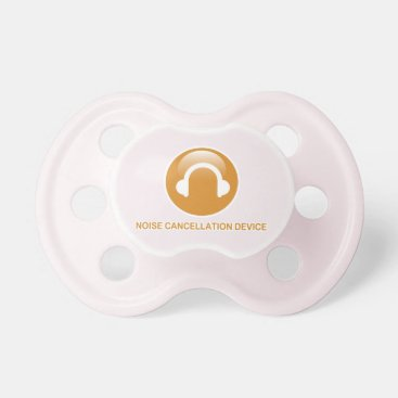 Funny Noise Cancellation Device Pacis Pacifier
