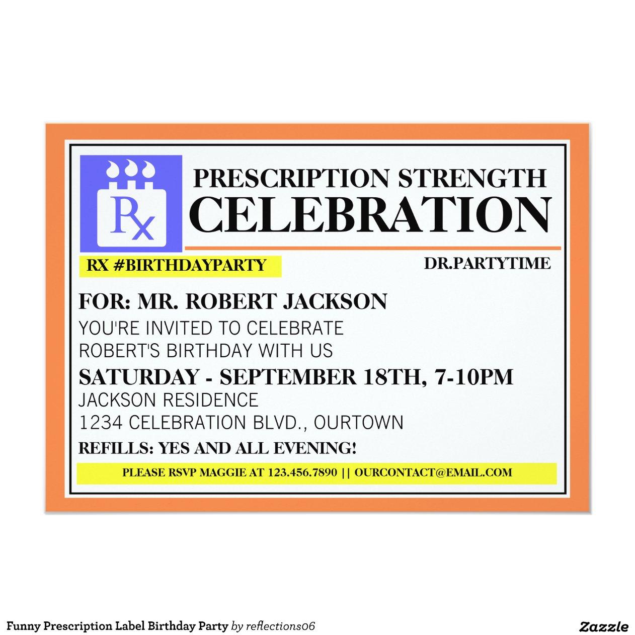Quick Custom Invitations