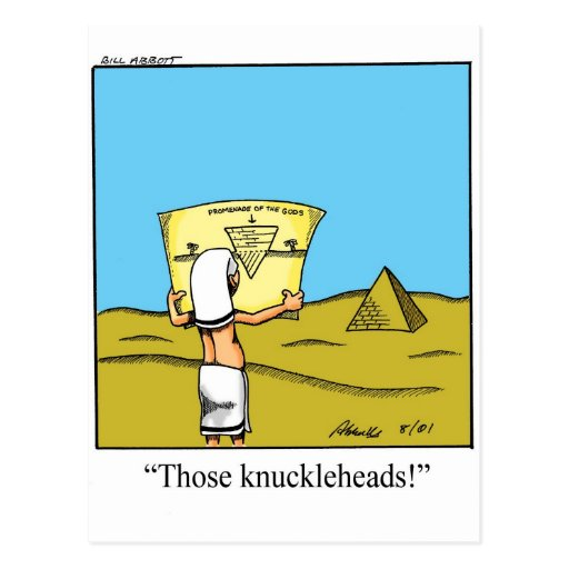 Funny Jokes About Egypt