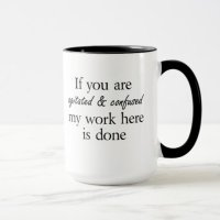 Funny sayings office boss quote coffee mugs gifts | Zazzle.com