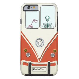 Funny Zombie Van iPhone 6 case