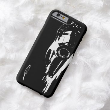 G35 Coupe Rolling shot w/ White Silhouette Logo Barely There iPhone 6 Case