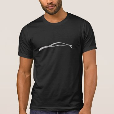 G35 Coupe silver Brushstroke T-Shirt