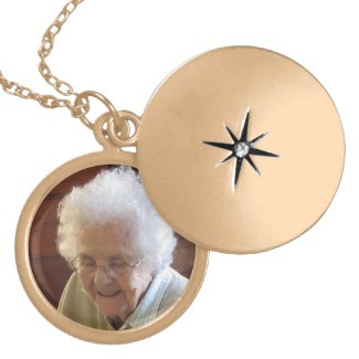 Gail Lee Martin Locket
